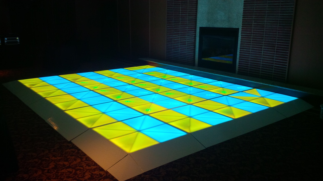Led Dance Floor Flash Rental Winnipeg Spark Rentals Inc