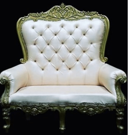 Throne Chair Amp Couch Rental Winnipeg Spark Rentals Inc